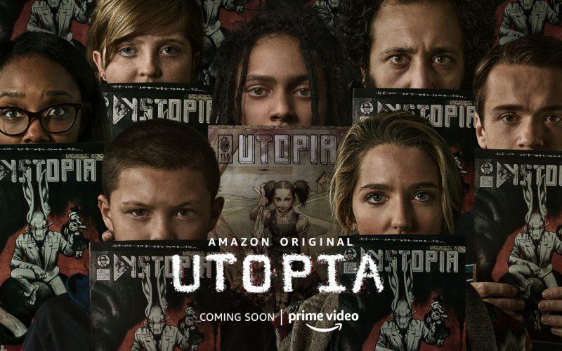Utopia Review | Gillian Flynn's Amazon Original Series
