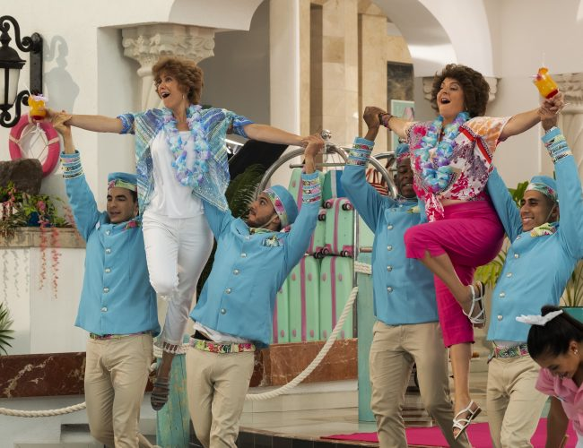 Barb & Star Go To Vista Del Mar   Review   A Silly Delightful Escape That Most of Us Need