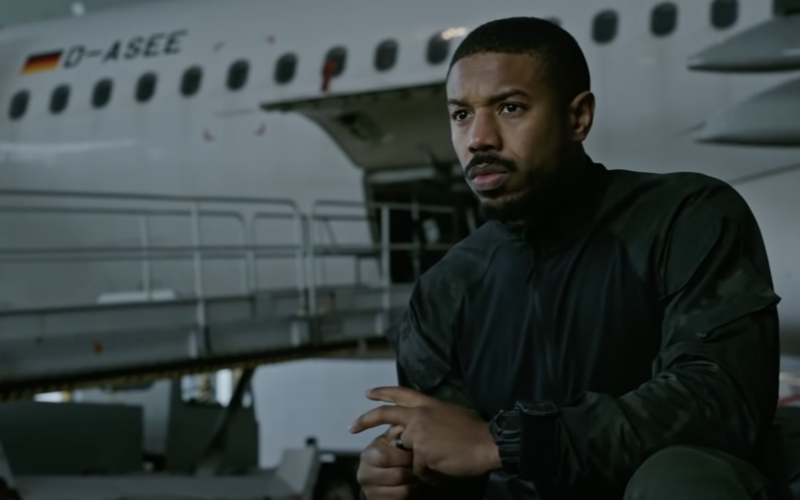 TOM CLANCY'S WITHOUT REMORSE starring Michael B. Jordan   Trailer