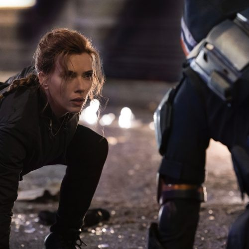 Marvel Studios' Black Widow | Trailer