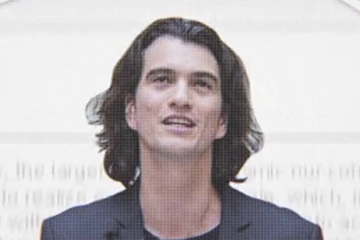 WeWork: or The Making and Breaking of a $47 Billion Unicorn Review | SXSW2021