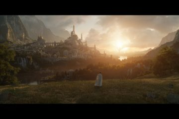 The Lord of the Rings Amazon Series Release Date